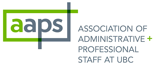AAPS - Association of Administrative and Professional Staff