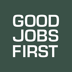 Good Jobs First - Defending the Public Good against Corporate Tax Breaks