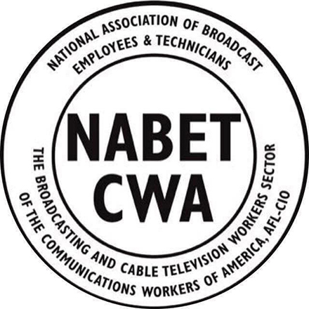 NABET–CWA - National Association of Broadcast Employees and Technicians – Communications Workers of America